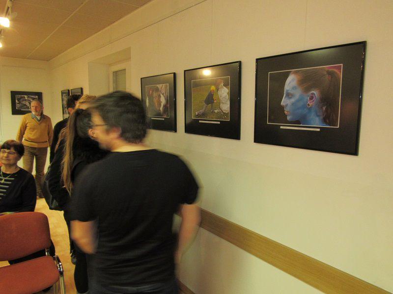 Fotografska razstava Pustna maska Radomlje