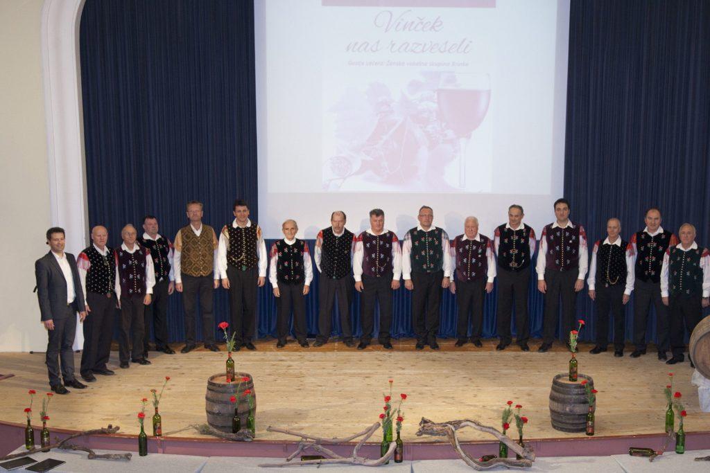 Kulturno društvo moški pevski zbor Radomlje