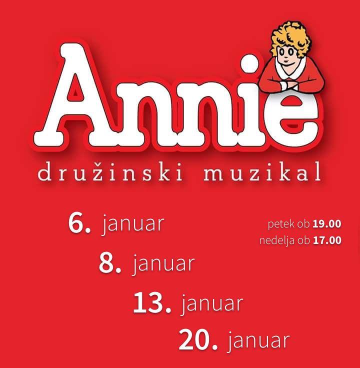 Muzikal Annie