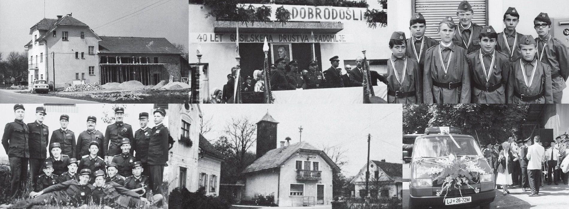 PGD Radomlje Slovenija