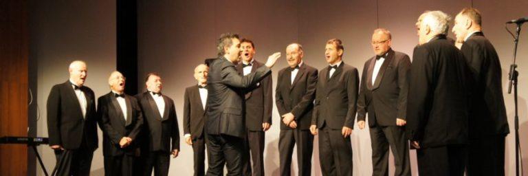 Pevci uspešno predstavili slovensko pesem v Avstriji.