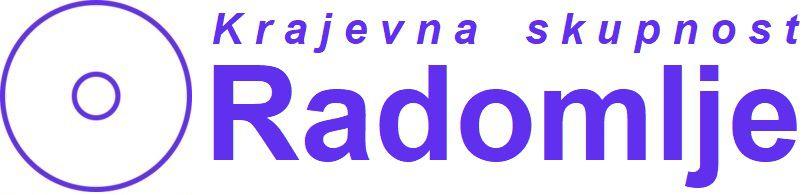 Radomlje Logo krajevna skupnost