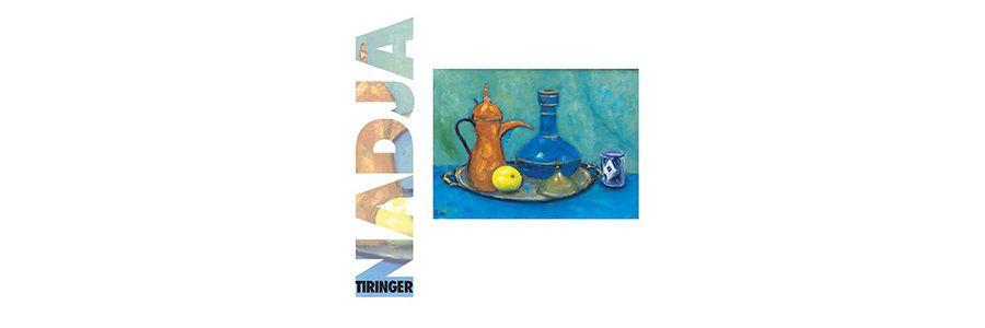Razstava akrilnih slik Nadje Tiringer