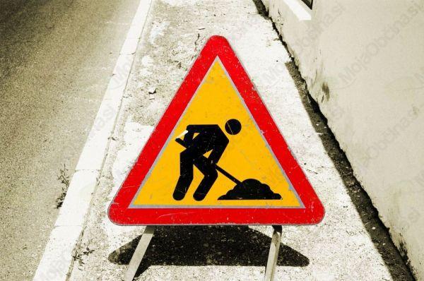 Rekonstrukcija ceste Radomlje