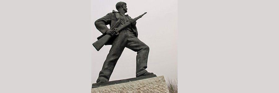 Slovesnost 75. obletnica upora proti okupatorju