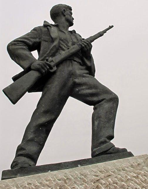 Slovesnost 75. obletnica upora proti okupatorju Radomlje