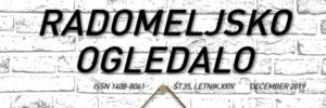 Uvodnik Radomljani se ne damo – Radomeljsko ogledalo 2019