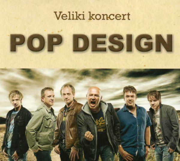 Veliki koncert POP design Radomlje